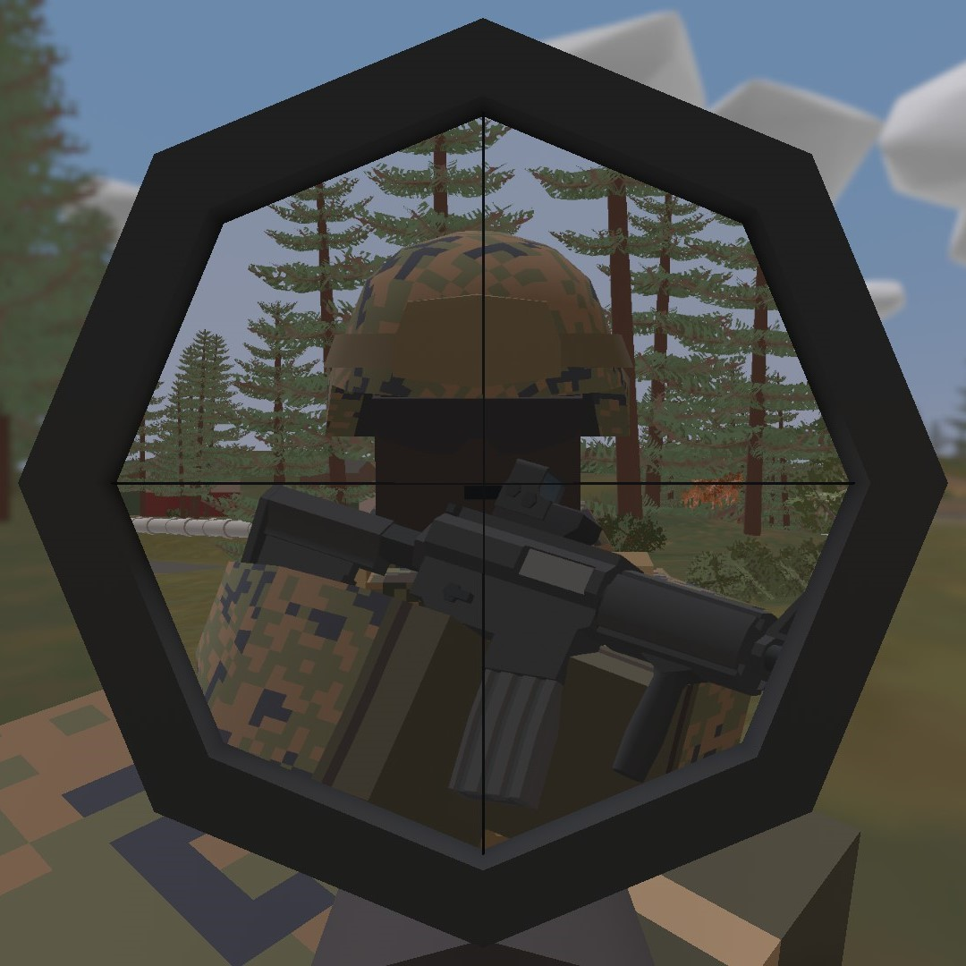 Unturned - All Weapons ID's for Uncreated Warfare Mods - Sights - 3BB54E4