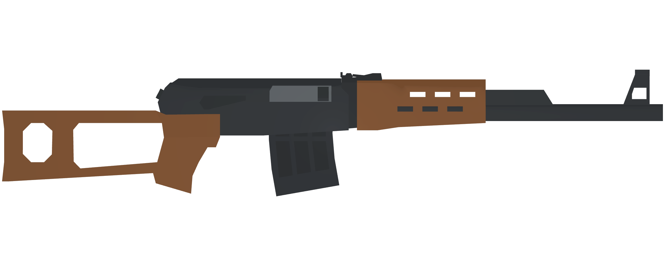 Unturned - All Weapons ID's for Uncreated Warfare Mods - Russian Weapons - 3D4BDE5