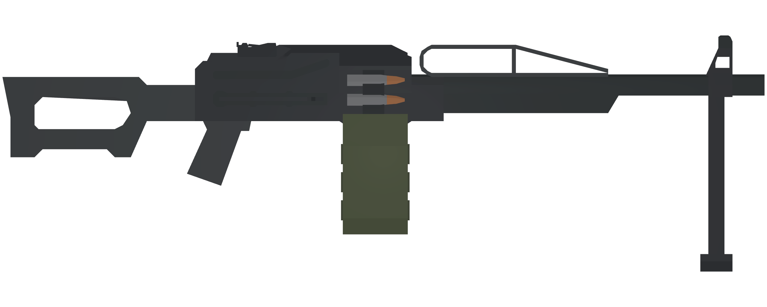 Unturned - All Weapons ID's for Uncreated Warfare Mods - Russian Weapons - 3D50546