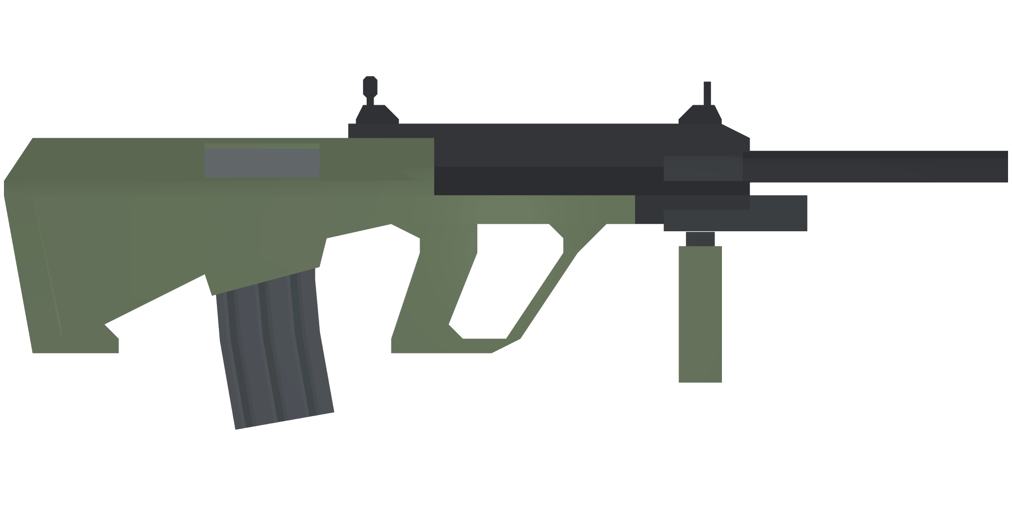 Unturned - All Weapons ID's for Uncreated Warfare Mods - Neutral Weapons - 12D3449