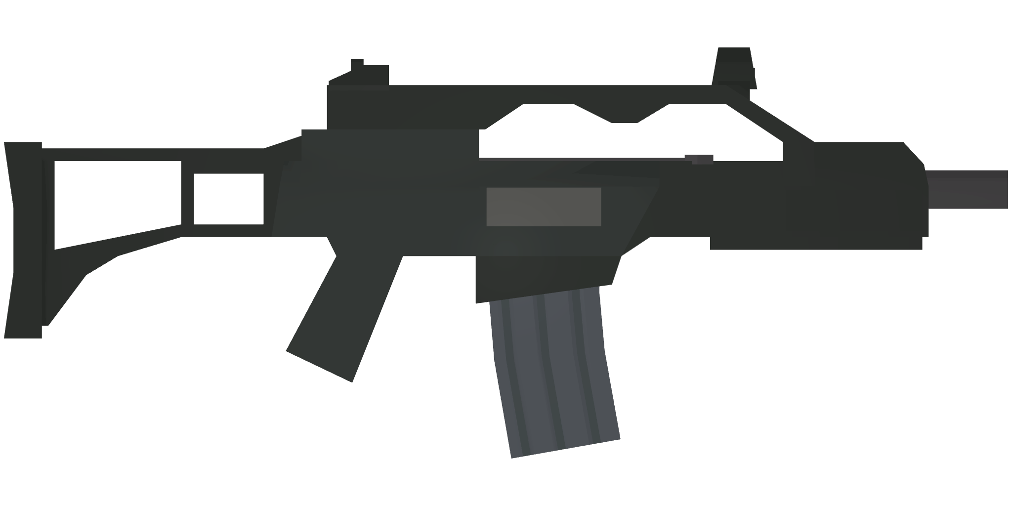 Unturned - All Weapons ID's for Uncreated Warfare Mods - Neutral Weapons - 88676A3