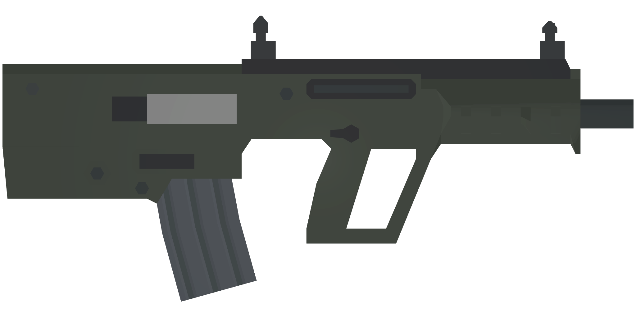Unturned - All Weapons ID's for Uncreated Warfare Mods - Neutral Weapons - 96E9706