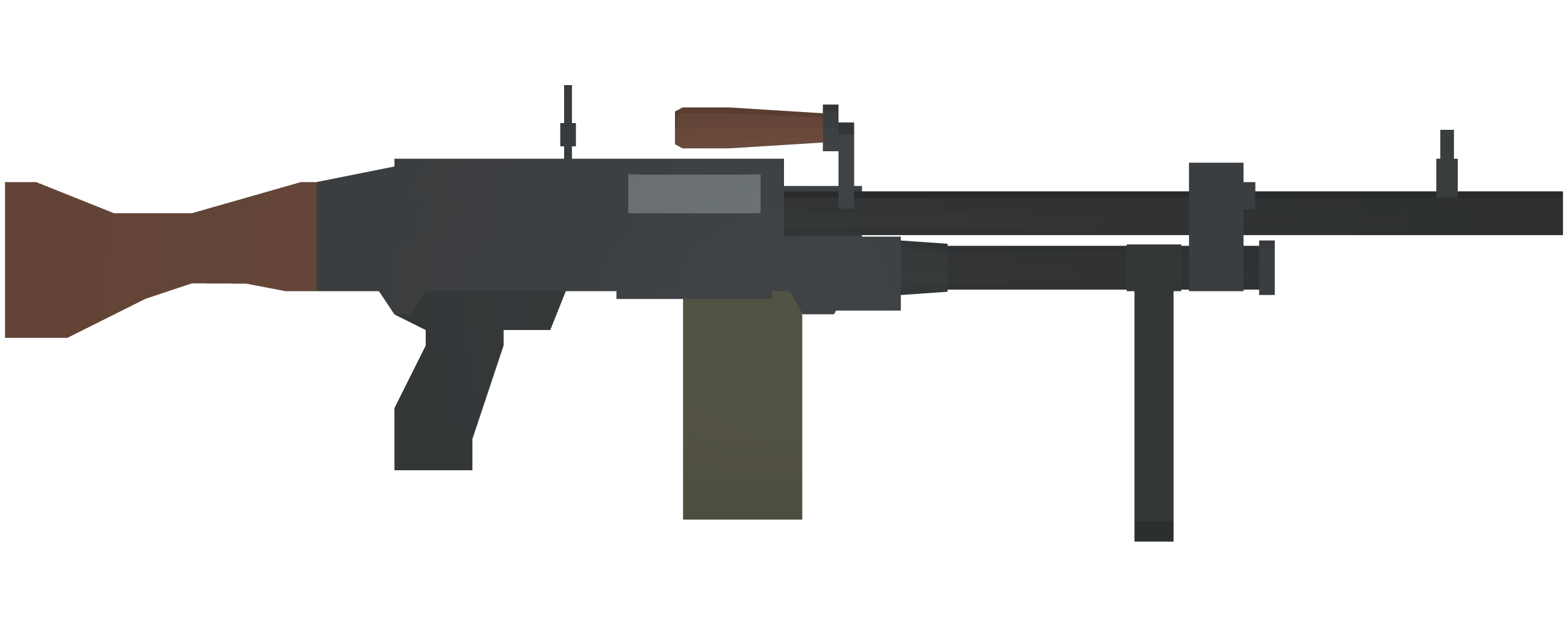 Unturned - All Weapons ID's for Uncreated Warfare Mods - Neutral Weapons - 3BE5D86