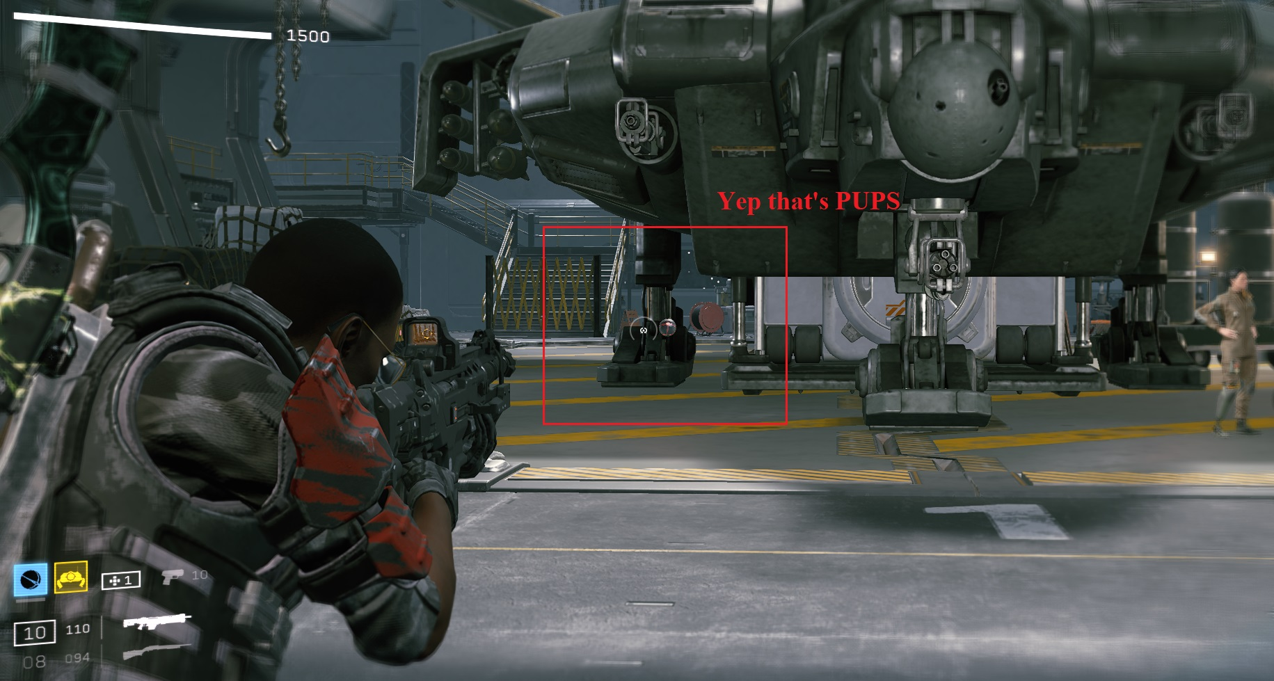 Aliens: Fireteam Elite - How to Remove Muzzle Flashes and Other Effects in Game - Why? - 16BC6E6