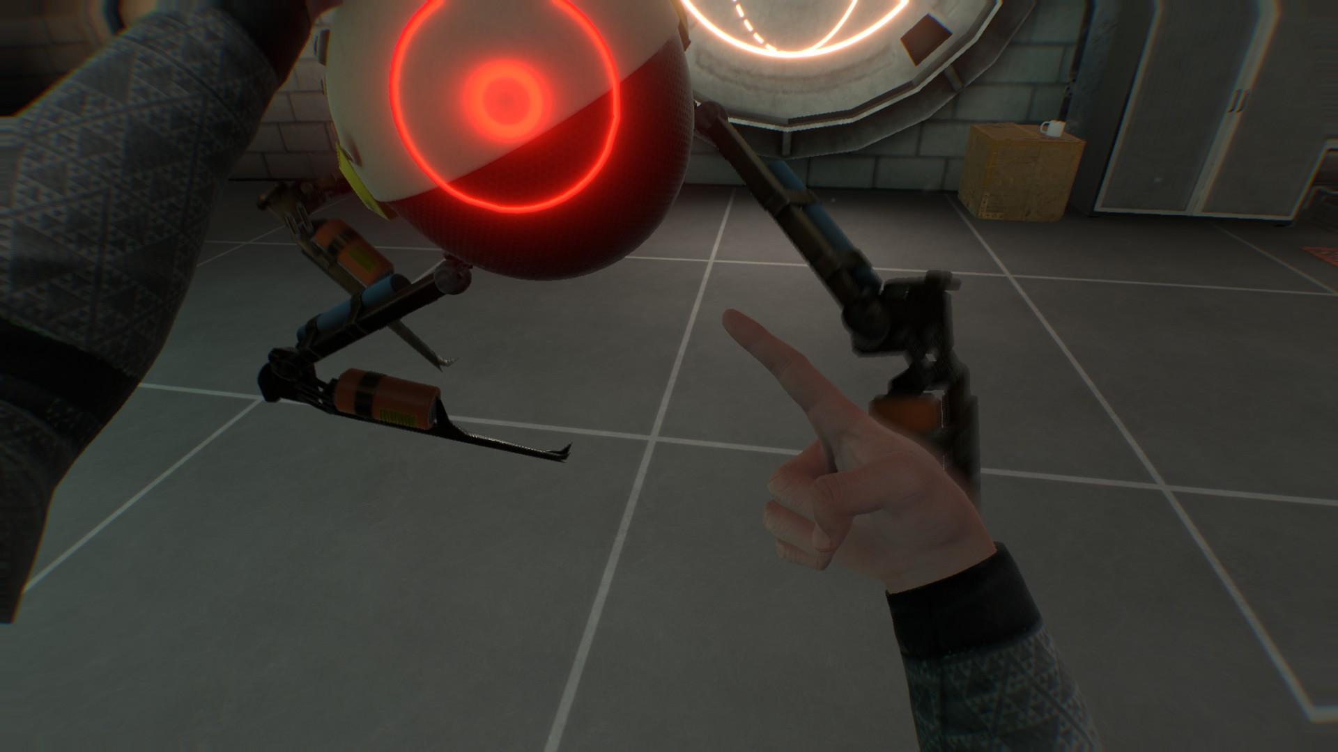 BONEWORKS - Gameplay Tips for New Players + Walkthrough - Enemies - 93554DF