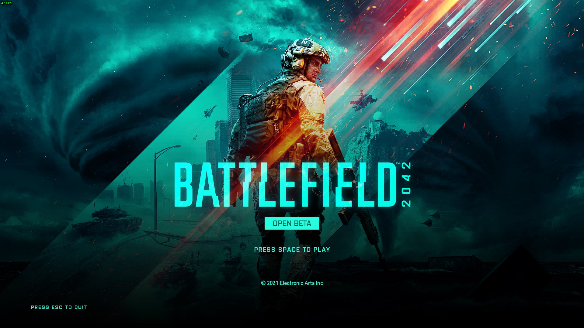 Battlefield™ 2042 Open Beta - Game Doesn't Work for AMD Users Fix - Who? HOW? - D4A4619