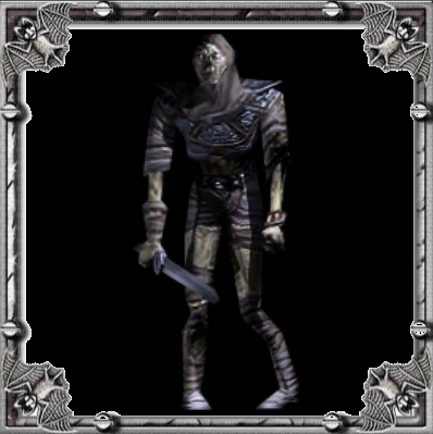 Blade of Darkness - All Enemies Detailed Information - 🟦 Lich - E8AEB1B