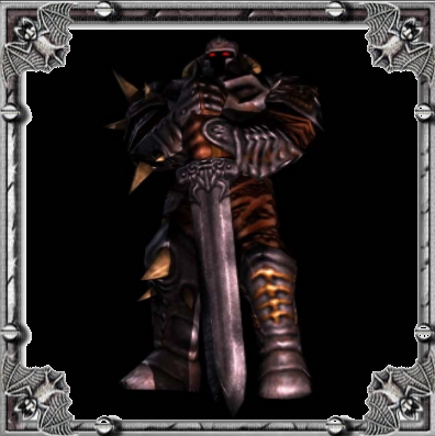 Blade of Darkness - All Enemies Detailed Information - 🟧 Chaos Knight - 88FF1AD