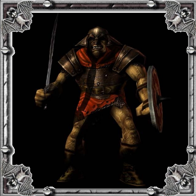 Blade of Darkness - All Enemies Detailed Information - 🟧 Elite Orc - 8C9CC02