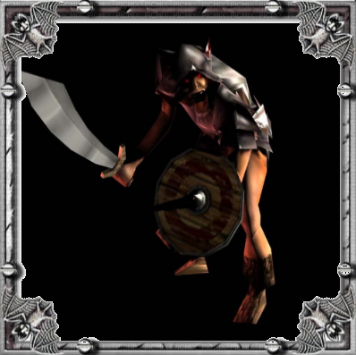 Blade of Darkness - All Enemies Detailed Information - 🟧 Minor Orc - E4AE759