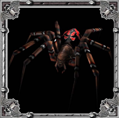 Blade of Darkness - All Enemies Detailed Information - 🟧 Spider - D6BE80D