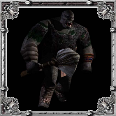 Blade of Darkness - All Enemies Detailed Information - 🟧 Troll - E80ADD9
