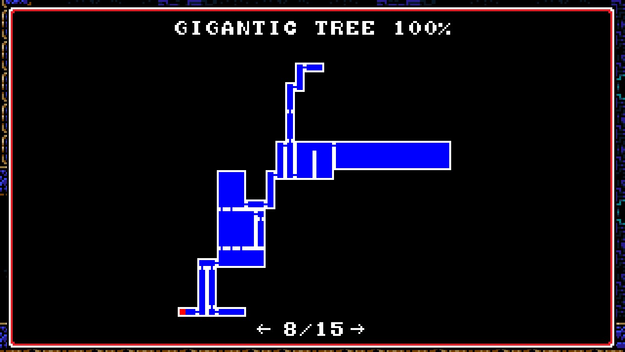 Castle in the Clouds - All Treasures + Heart Locations + Walkthrough - Gigantic Tree - 73DFCDA