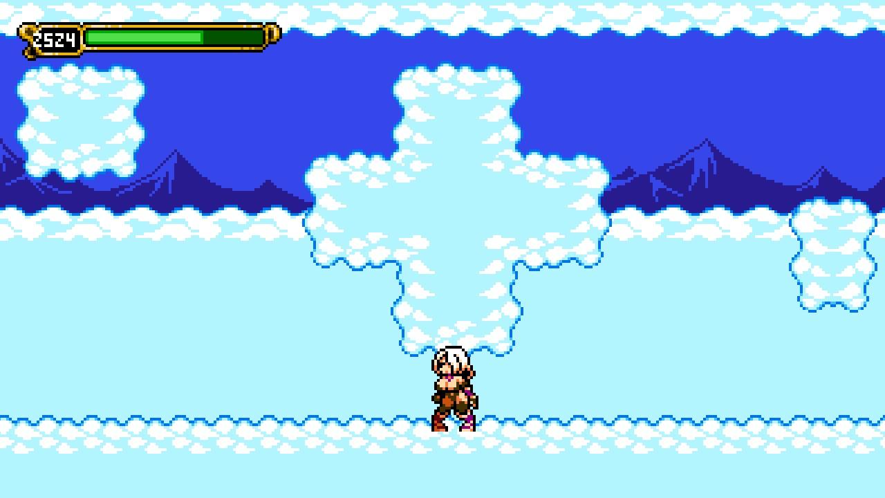 Castle in the Clouds - All Treasures + Heart Locations + Walkthrough - Heaven - 8ABD4E4