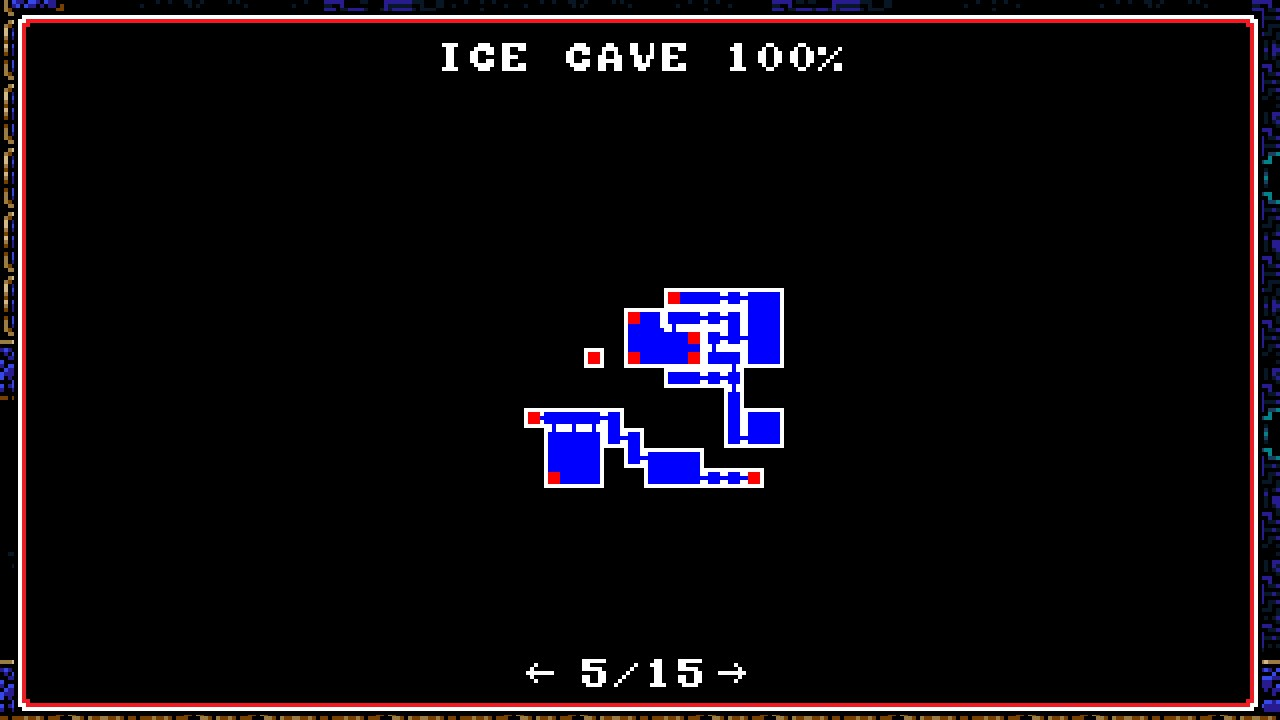 Castle in the Clouds - All Treasures + Heart Locations + Walkthrough - Ice Cave - 955F6FB