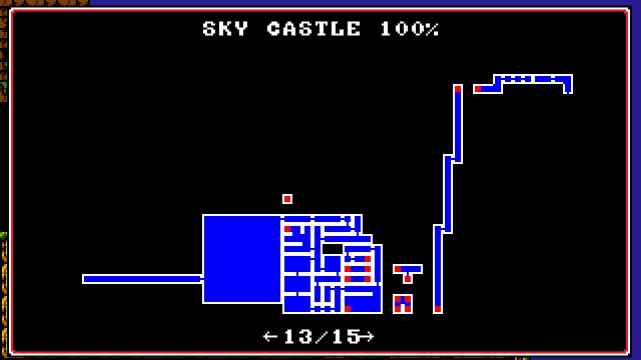 Castle in the Clouds - All Treasures + Heart Locations + Walkthrough - Sky Castle - D832F8E