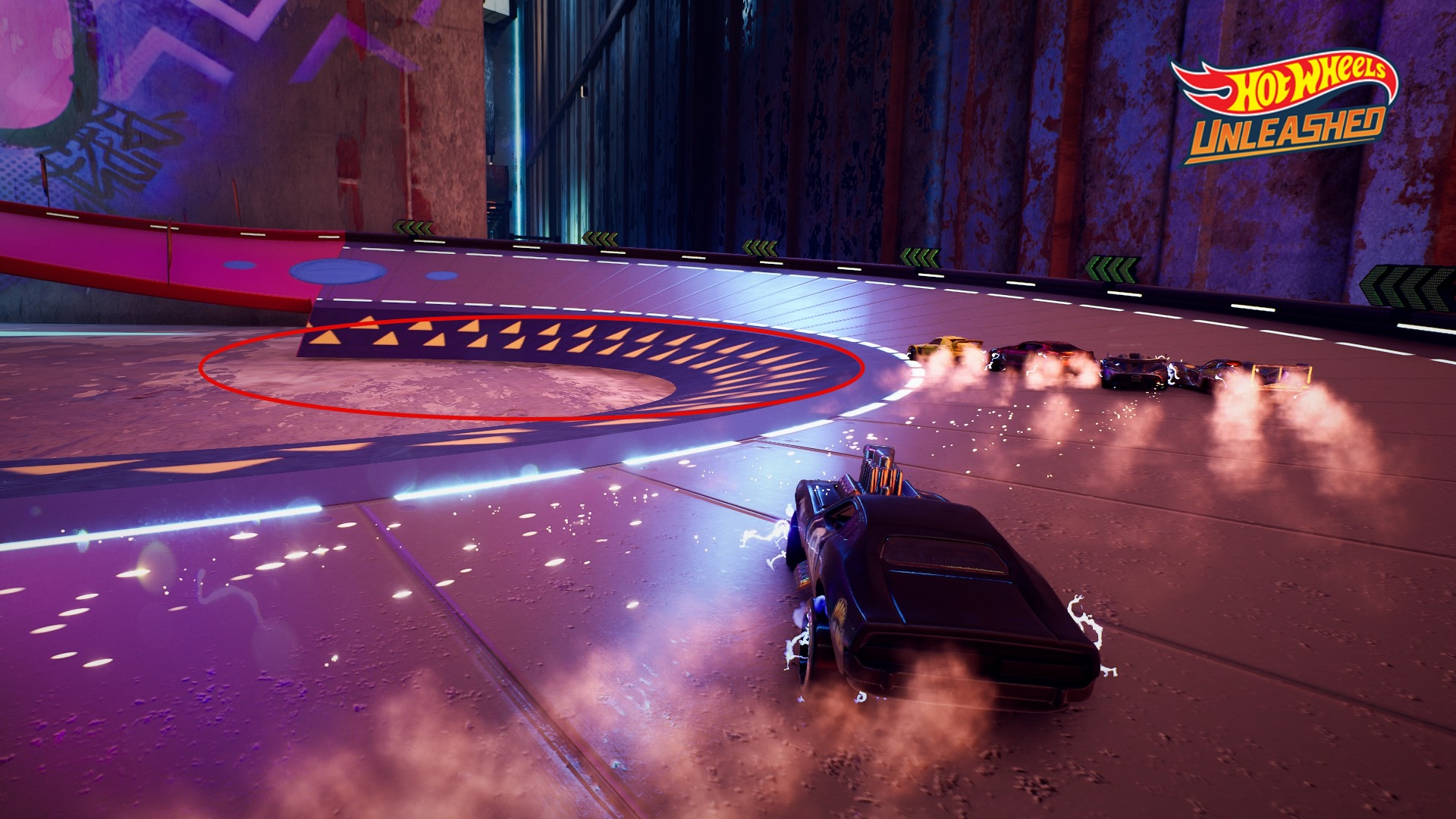 HOT WHEELS UNLEASHED™ - How to Improve Visual/Image Settings in Game - Comparisons (click to enlarge) - 943F838