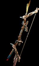 Horizon Zero Dawn - List of All Weapon + Detail Information - • War Bow - 3AFD844