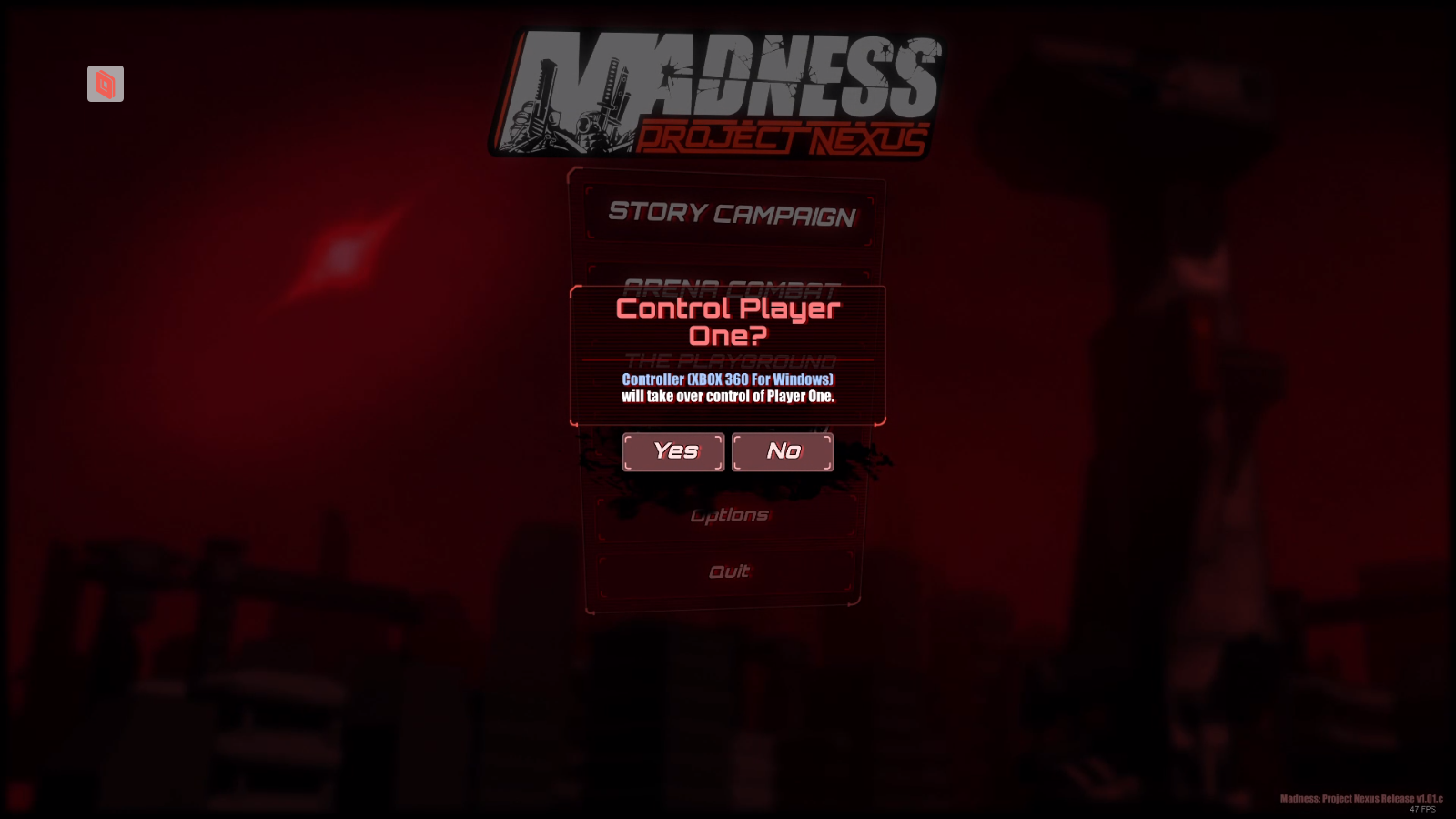 MADNESS: Project Nexus - Controller/Multiplayer Fix Guide - all done! - 75FB7FD