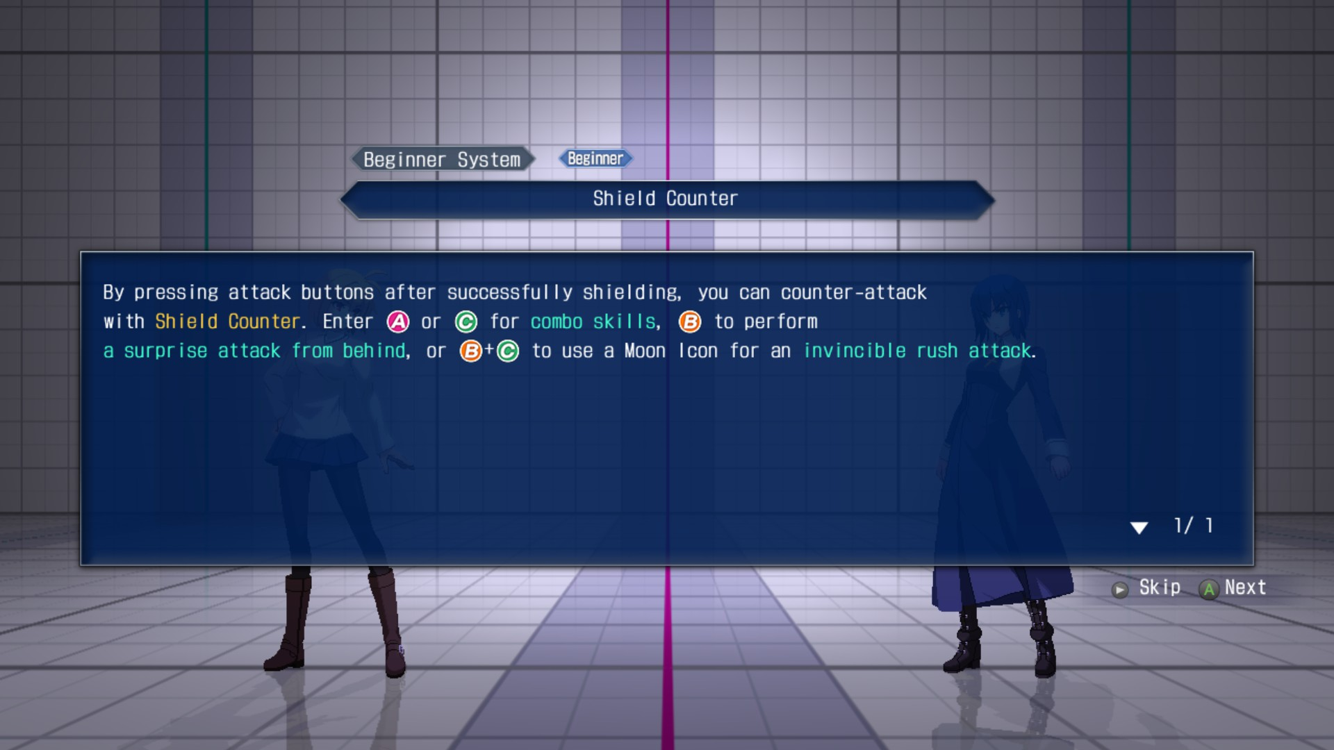 MELTY BLOOD: TYPE LUMINA - Complete All Achievements Guide - Miscellaneous - 3B13D08