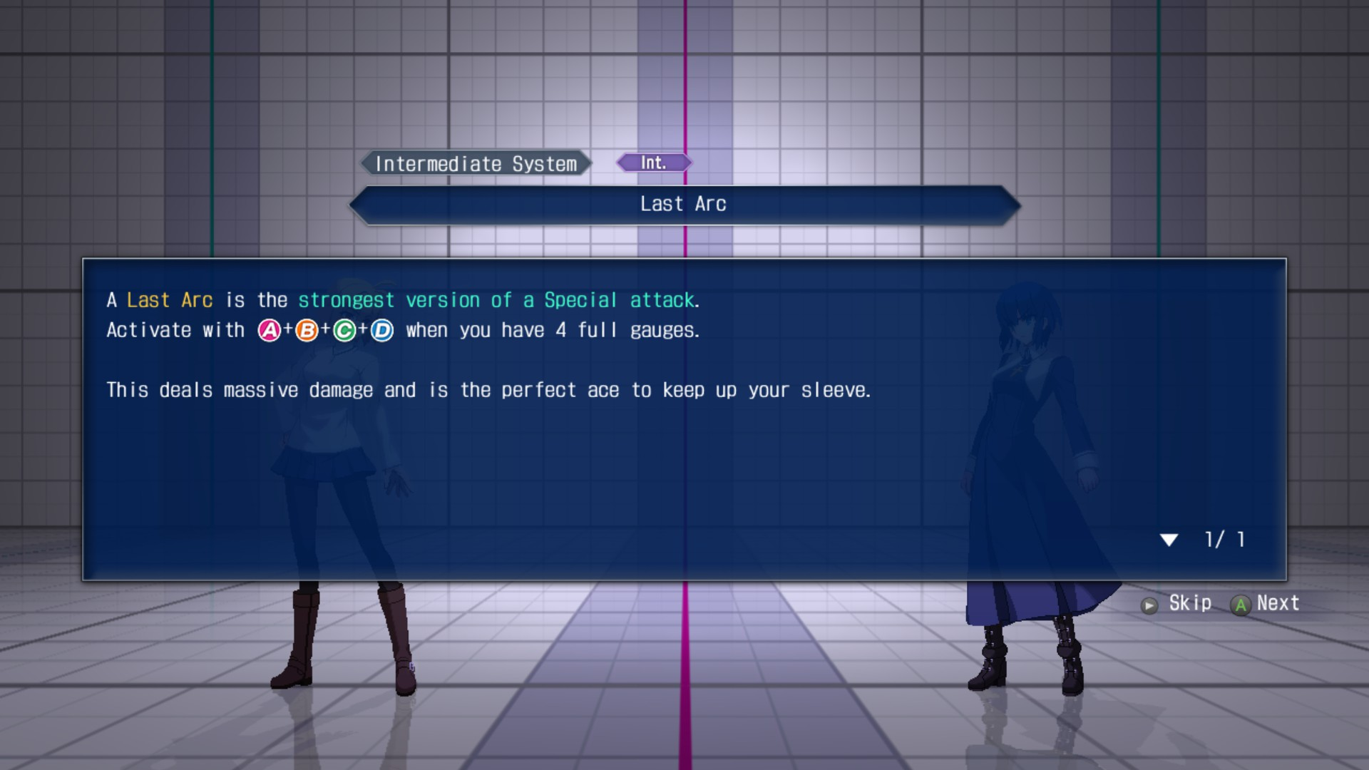 MELTY BLOOD: TYPE LUMINA - Complete All Achievements Guide - Miscellaneous - 7F7C9DC