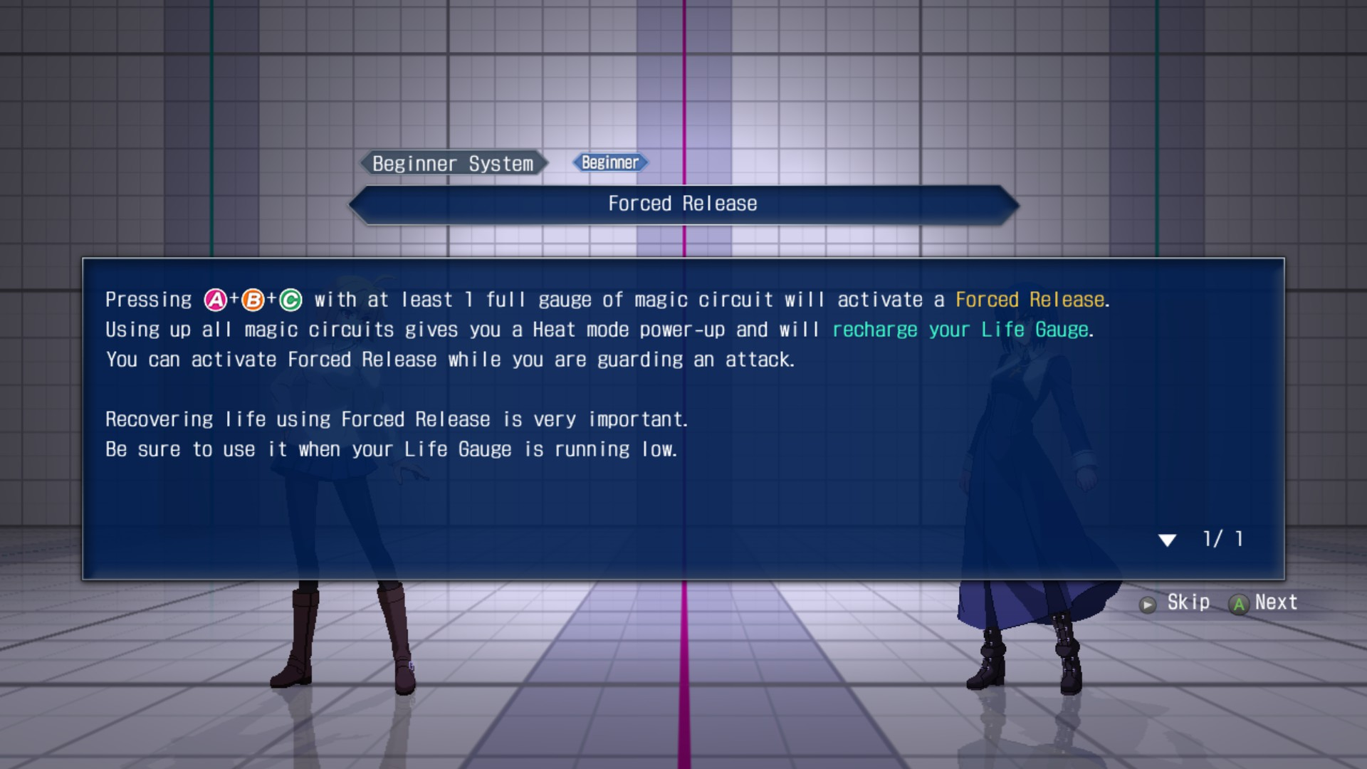 MELTY BLOOD: TYPE LUMINA - Complete All Achievements Guide - Miscellaneous - E512A1E