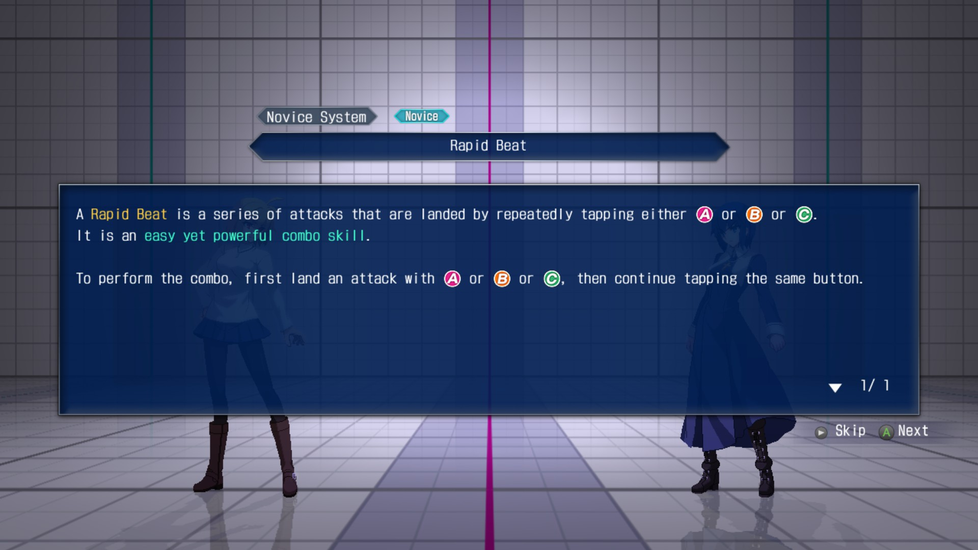 MELTY BLOOD: TYPE LUMINA - Complete All Achievements Guide - Miscellaneous - EE3F021