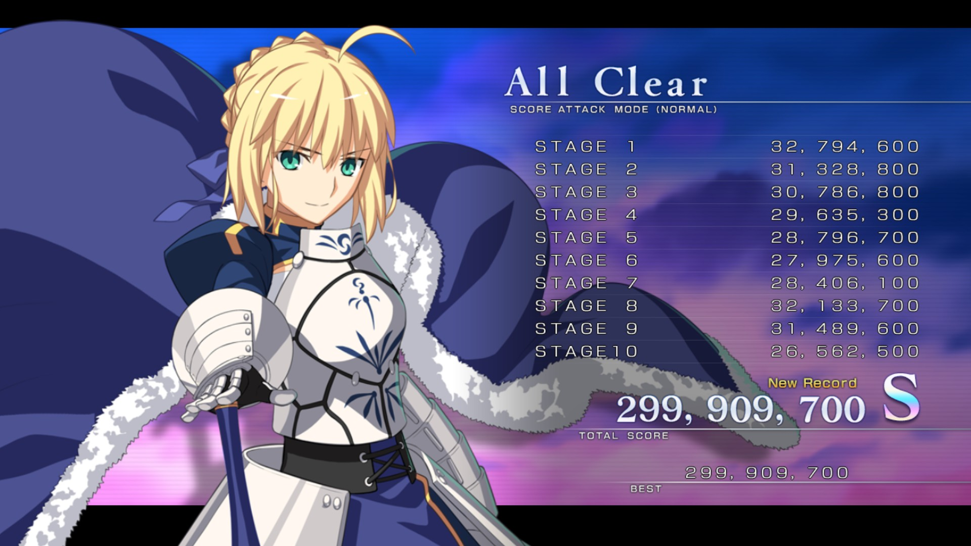 MELTY BLOOD: TYPE LUMINA - Complete All Achievements Guide - Single Play Mode - 46297C2