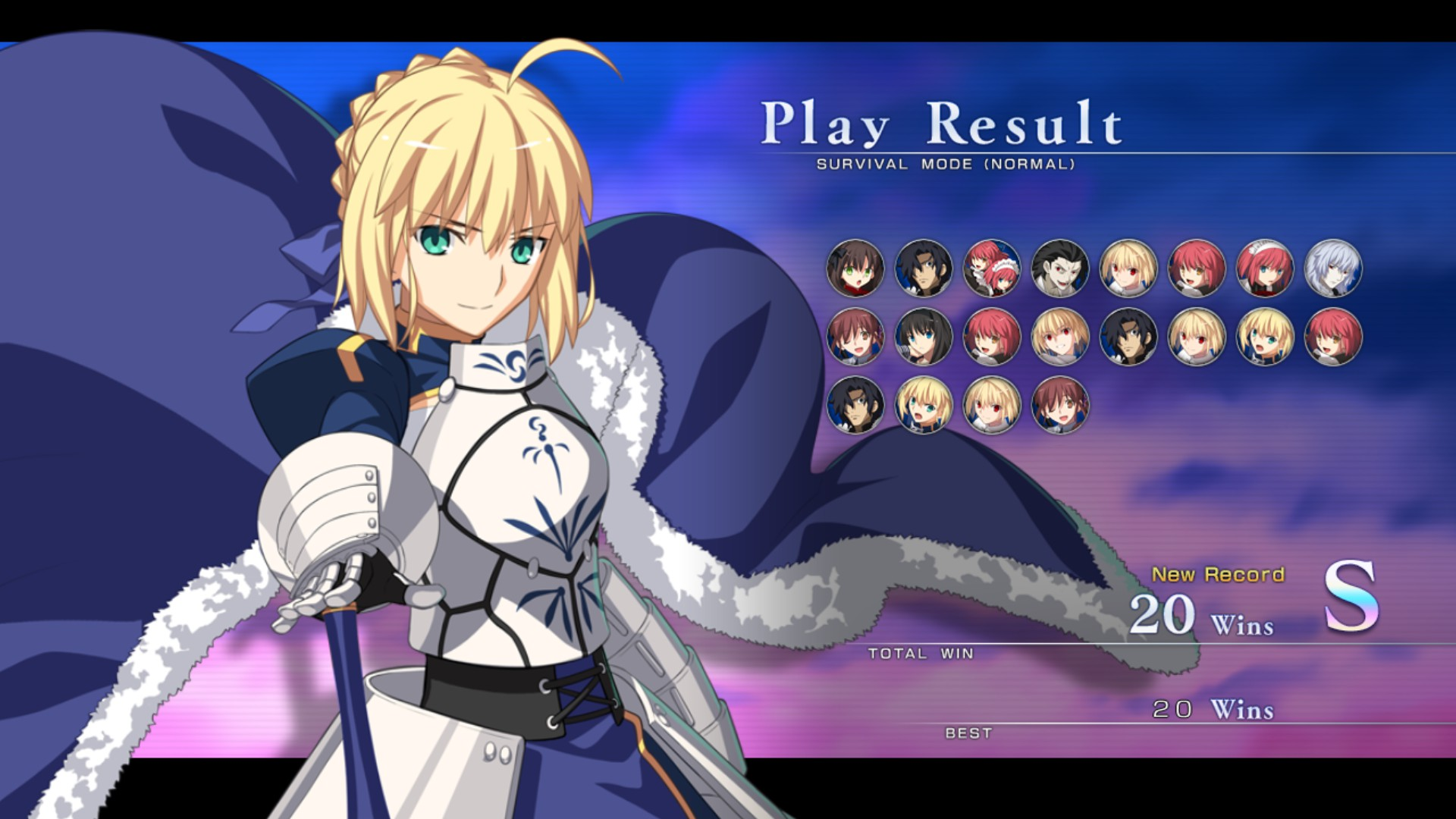 MELTY BLOOD: TYPE LUMINA - Complete All Achievements Guide - Single Play Mode - E27C556