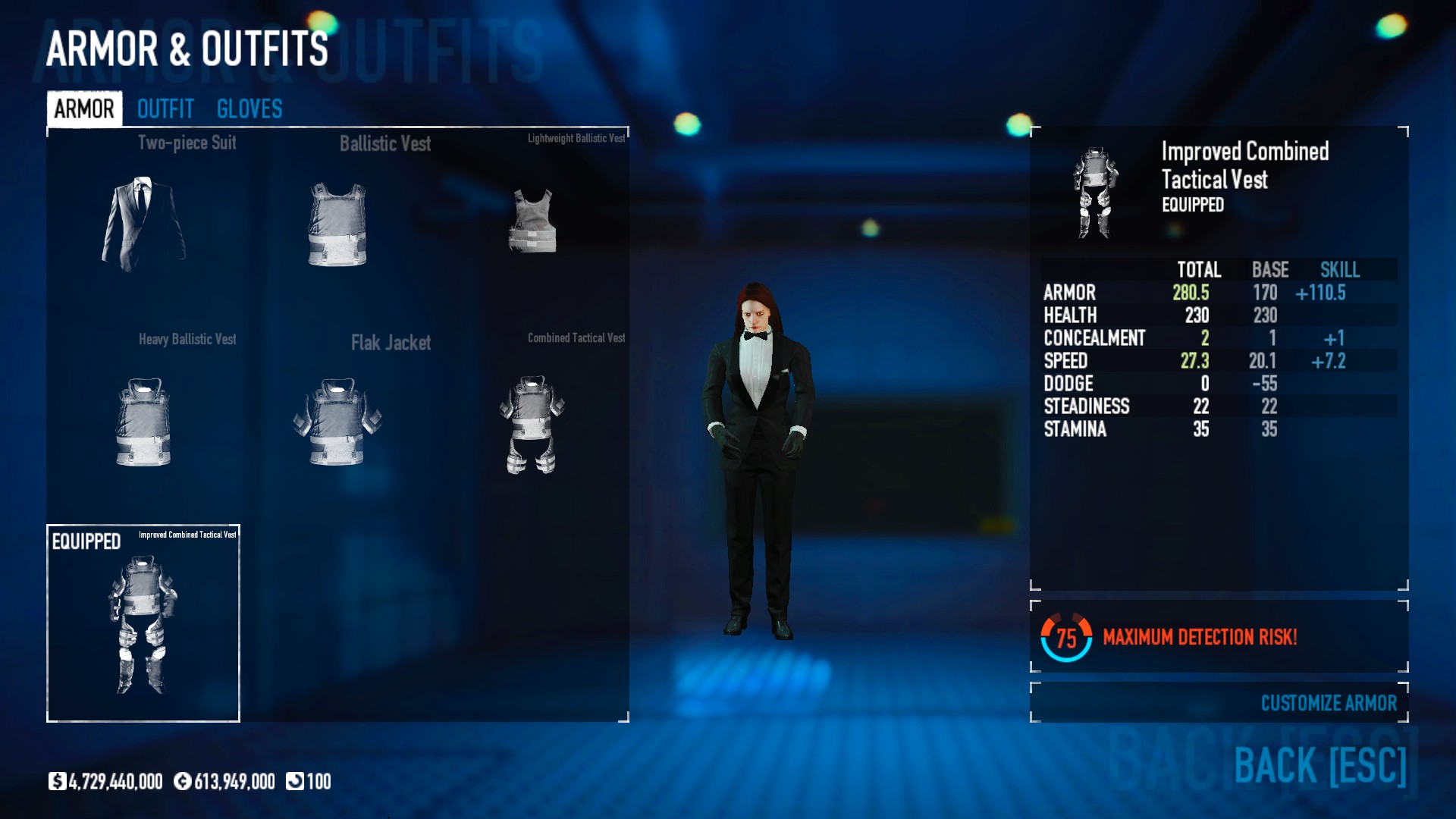 PAYDAY 2 - DSOD No DLC Build + Weapons Attachments & Class - Inventory and Weapons - DA04B10