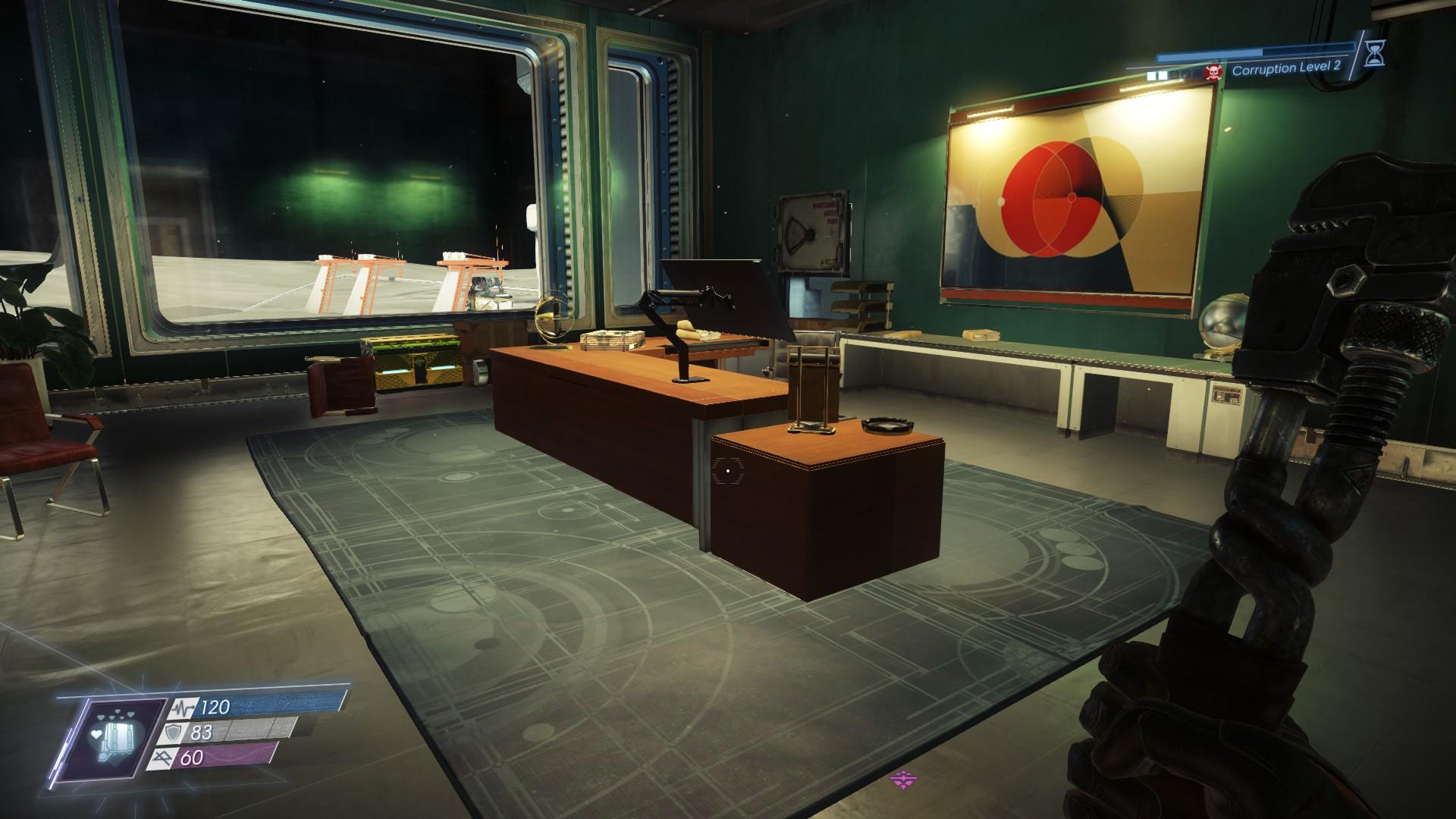 Prey - DLC Mooncrash Information + Loots + Map + Level Guide - Crew Quarters - 19F923D