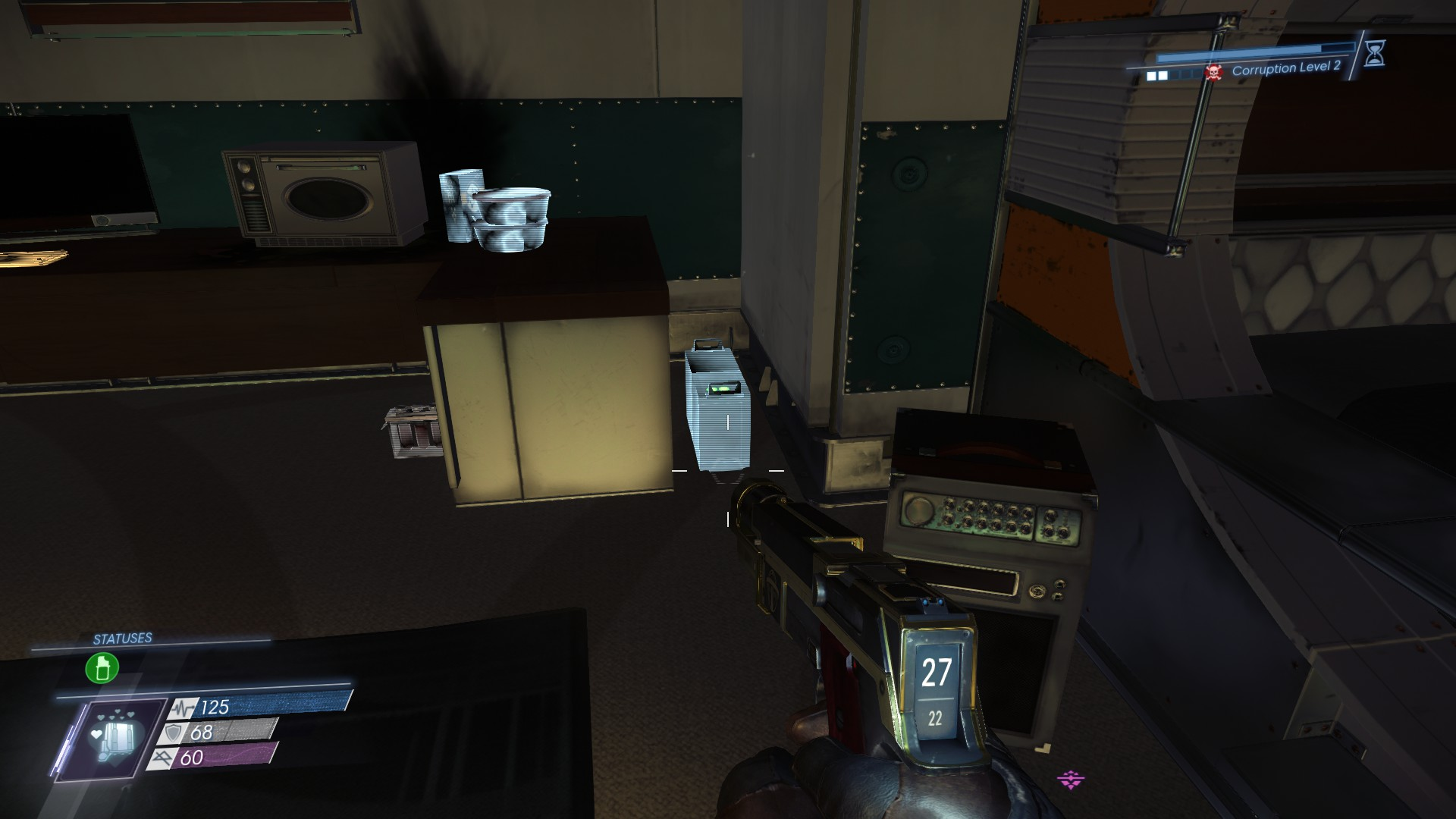 Prey - DLC Mooncrash Information + Loots + Map + Level Guide - Crew Quarters - 4A8EE01