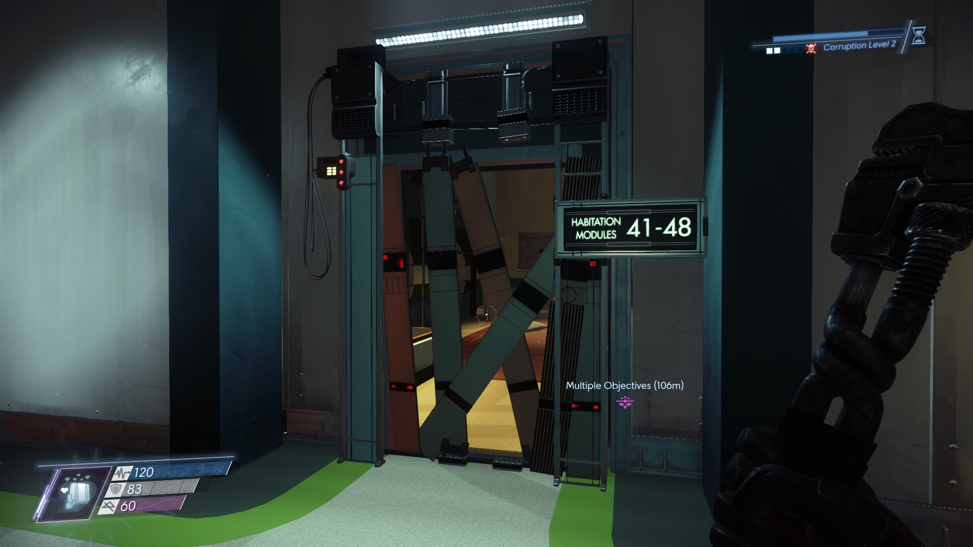 Prey - DLC Mooncrash Information + Loots + Map + Level Guide - Crew Quarters - 9F8DC61