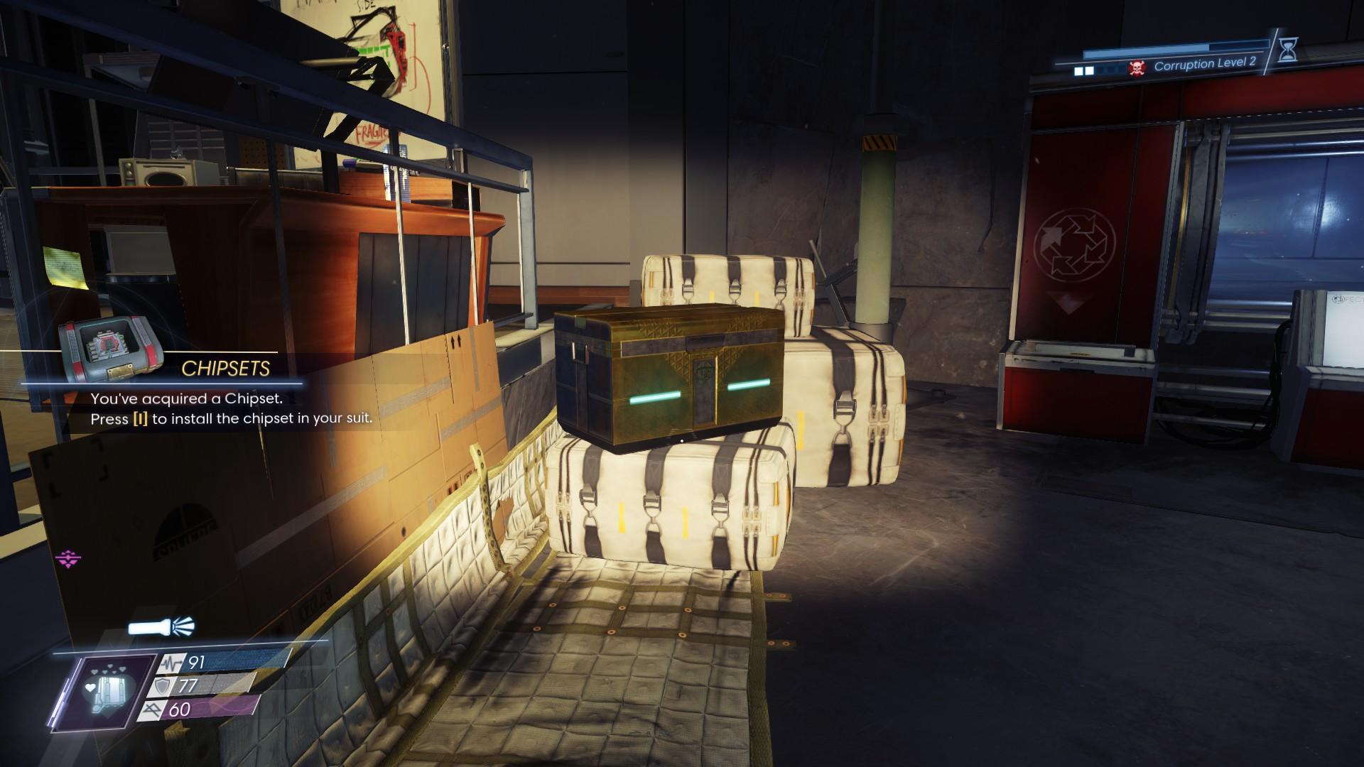 Prey - DLC Mooncrash Information + Loots + Map + Level Guide - Moonworks - 833A36E