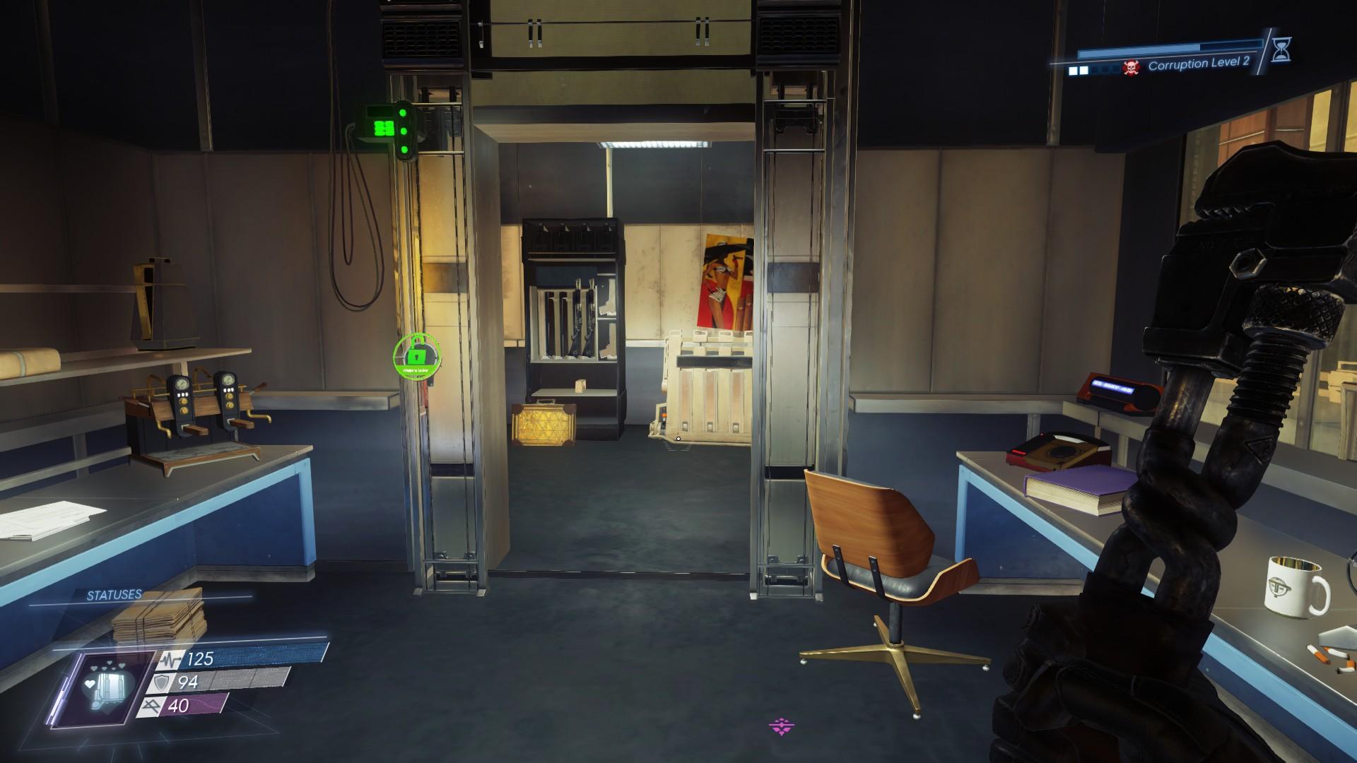 Prey - DLC Mooncrash Information + Loots + Map + Level Guide - Pytheas Labs - 382337F