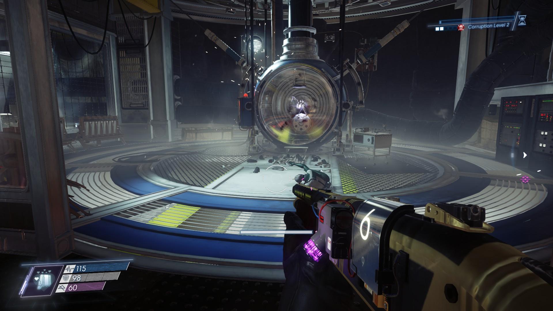 Prey - DLC Mooncrash Information + Loots + Map + Level Guide - Pytheas Labs - 4DB87A5