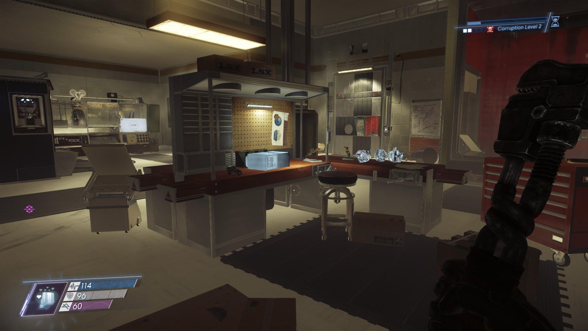 Prey - DLC Mooncrash Information + Loots + Map + Level Guide - Pytheas Labs - 819E188