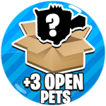 Roblox Anime Attack Simulator - Shop Item +3 Pet Open