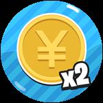 Roblox Anime Attack Simulator - Shop Item x2 Yen
