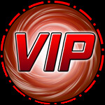 Roblox Anime Fighters Simulator - Badge Gifted: VIP - IMN-2dac