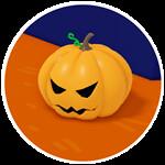 Roblox Anime Fighters Simulator - Badge Halloween Event