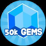 Roblox Batting Champions - Badge 50,000 Gems