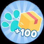 Roblox Batting Champions - Shop Item +100 Pet Storage