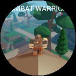 Roblox Combat Warriors - Badge Alpha Tester