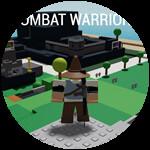 Roblox Combat Warriors - Badge Pre-Alpha Tester