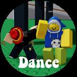 Roblox Combat Warriors - Shop Item Dance Emotes