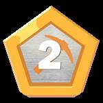 Roblox Factory Simulator - Badge Tier 2 Harvester