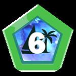 Roblox Factory Simulator - Badge Tier 6 Harvester