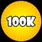 Roblox Frog Simulator - Badge 100,000 Frogs