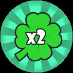 Roblox Frog Simulator - Shop Item 2x Luck